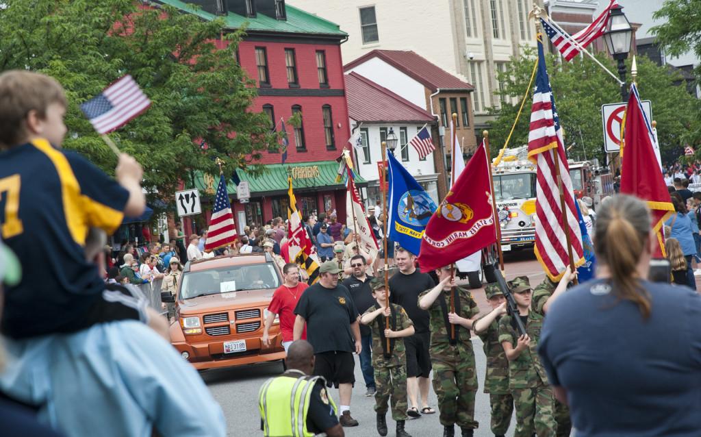 Annapolis Memorial Day Parade Adventure Moms Dc
